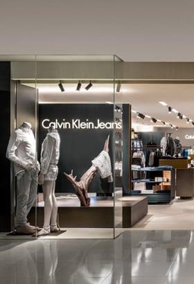 3e092681e3e95 Calvin Klein expande rede no Brasil • GBLjeans