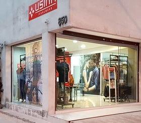af7ea94dcae Usina Jeans inaugura loja no Bom Retiro