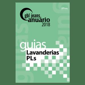 GBLjeans Anuário 2018 - Guias Lavanderias PLs