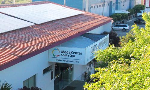 2b3d5ce0b Piloto foi instalado no centro administrativo do shopping atacadista de Santa  Cruz do Capibaribe