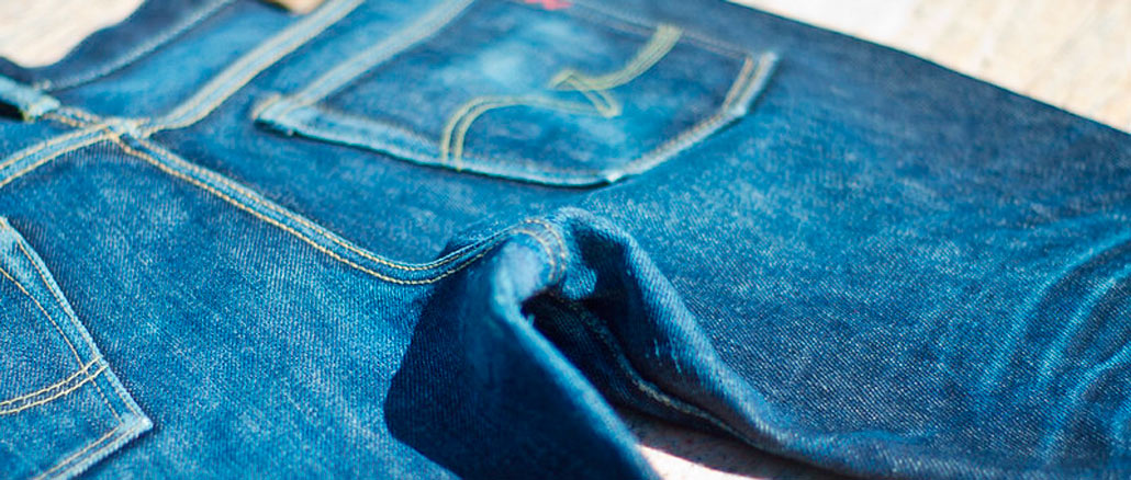 Produção de jeans: novos apelos.