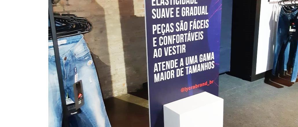 Lycra lança fibra FreeFit no Brasil