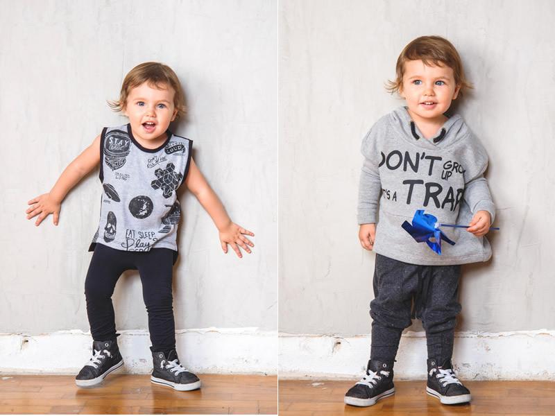 8031034e0 Foto 3. moda infantil · inverno 2016 · moda bebê · feira Ópera · Pistol Star