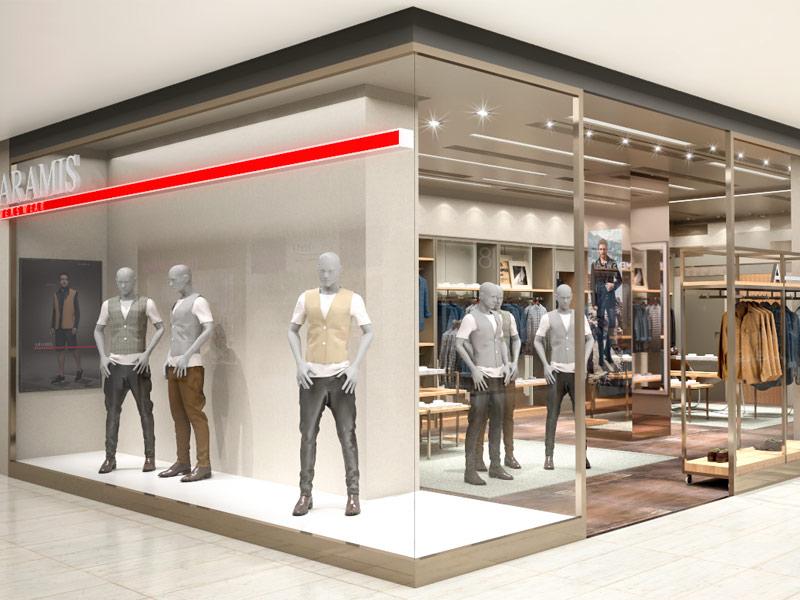 475ff5a64d Aramis inaugura loja com novo conceito • GBLjeans