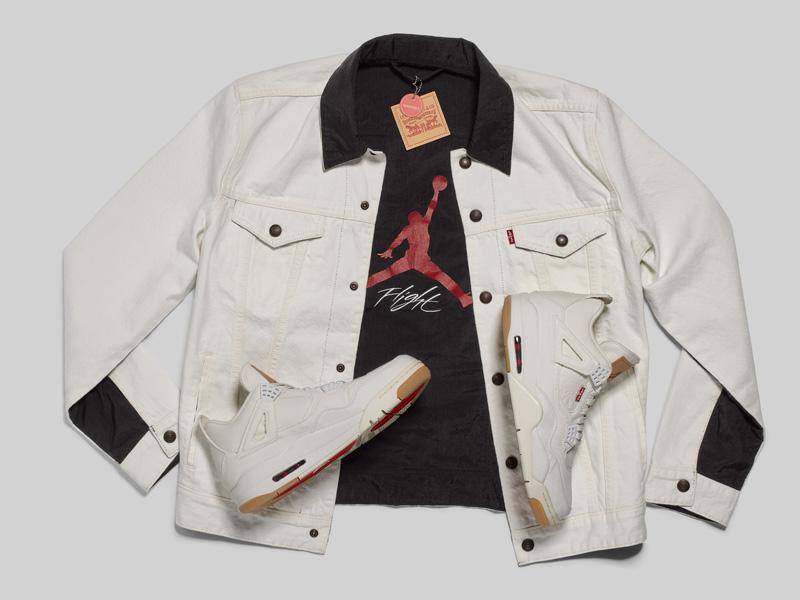 3c039aa627c4c Nova collab da Levi s com a Nike • GBLjeans