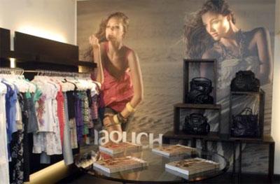 130b5586b A catarinense Naguchi inaugurou no final de julho a loja conceito da marca